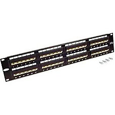 Belkin 48 Port Cat5 Patch Panel
