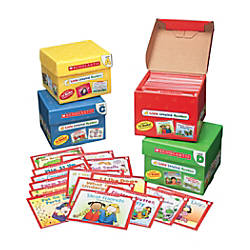 Scholastic Little Leveled Readers Mini Teaching