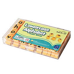 Educational Insights Lowercase Alphabet Stamps 58