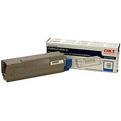 OKI® 43324403 Cyan Toner Cartridge