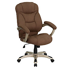 Flash Furniture Microfiber High Back Chair