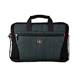 Wenger Structure Slimcase Tote For 16