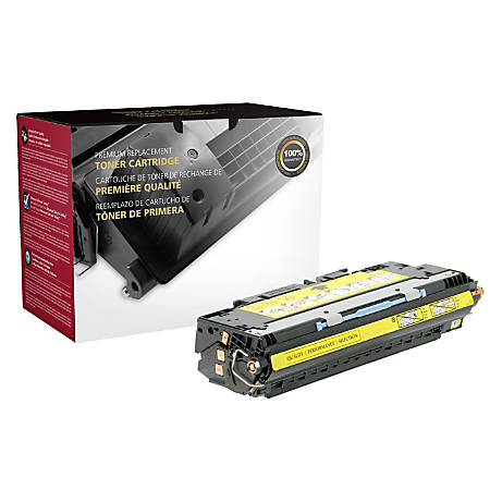 Clover Imaging Group OD72AY Remanufactured Toner Cartridge Replacement For HP 309A Yellow