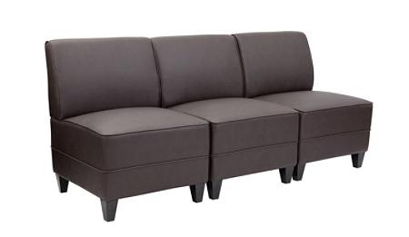 Fine Boss Sectional Sofa Bomber Brown Mocha Item 395627 Camellatalisay Diy Chair Ideas Camellatalisaycom
