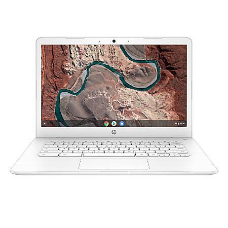 "HP Chromebook Laptop, 14"" Touch Screen, AMD A4, 4GB Memory, 32GB Flash Storage, Google™ Chrome OS, 14-db0070nr"