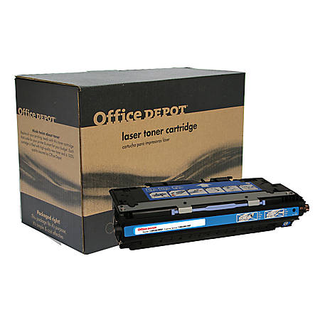 Office Depot® Brand OD81AC Remanufactured Toner Cartridge Replacement For HP 311A Cyan