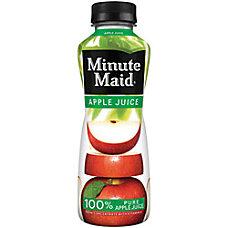 Minute Maid Apple Juice 152 Oz