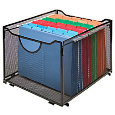 Innovative Storage Designs Mesh Collapsible Crate