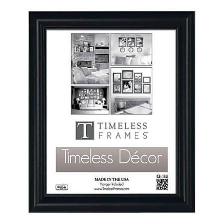 Timeless Frames Boca Wall Frame 9 x 12 Black by Office Depot & OfficeMax