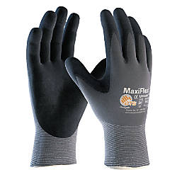 Bouton MaxiFlex Ultimate Nitrile Gloves Large