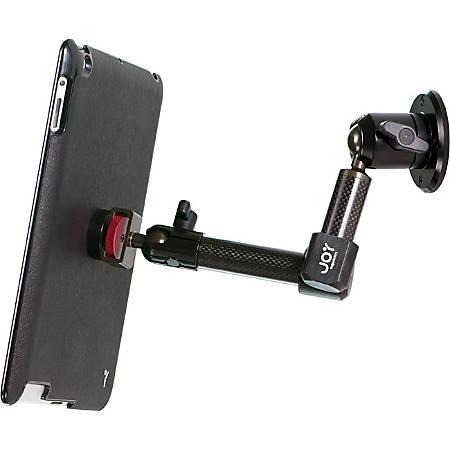The Joy Factory Tournez MMU104 Wall Mount for iPad, Tablet PC - Carbon Fiber