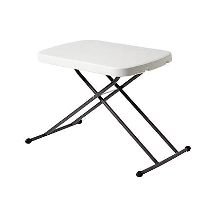 Reale Personal Folding Table Platinum