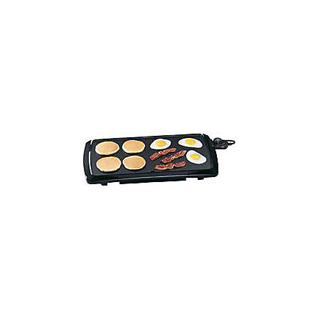 Presto 07030 Electric Grill - 20.5 Cooking Area