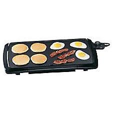Presto 07030 Electric Grill 205 Cooking