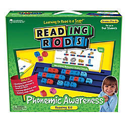 Learning Resources Reading Rods Phonemic Awareness