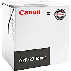 Canon GPR 23 0455B003AA Black Laser