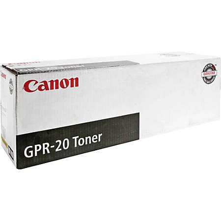 Canon GPG-20 (1066B001AA) Yellow Laser Toner