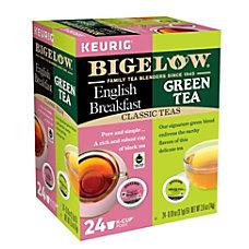 Keurig Bigelow Classic Tea Variety Pack
