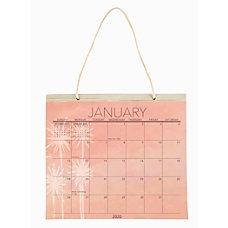 Office Depot Monthly Hanging Wall Calendar