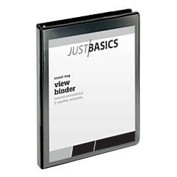 Just Basics Basic Round Ring View