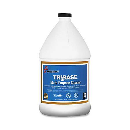 SKILCRAFT® Spartan BioRenewables Glass Cleaner, 32 Oz. Spray Bottles, Box Of 4 (AbilityOne 7930-01-555-2901)