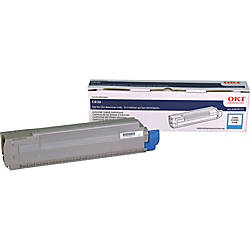 Oki Toner Cartridge LED 8000 Pages