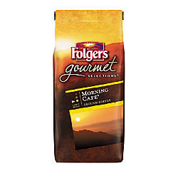 Folgers Gourmet Selections Morning Cafe Coffee