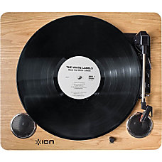 ION IT53L Record Turntable
