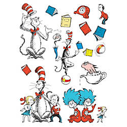 Eureka Cat In The Hat Bulletin