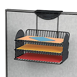Fellowes Perf ect Partition Triple Tray
