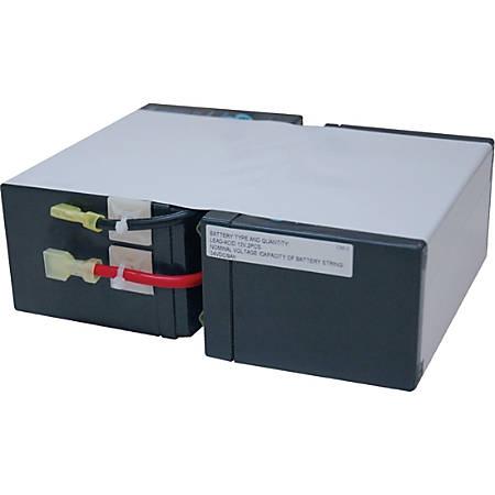 Tripp Lite 2U UPS Replacement Battery Cartridge 24VDC for select SmartPro UPS Systems 1 set of 2 - 24V DC - Maintenance-free