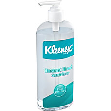 Kleenex Instant Hand Sanitizer Citrus Scent