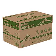 Boise ASPEN 50 Multipurpose Paper Letter