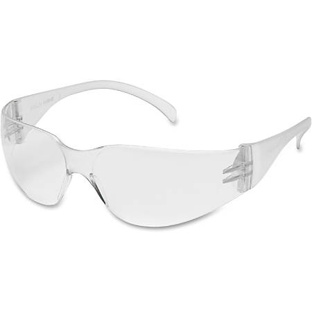 ProGuard Classic 810 Frameless Safety Eyewear - Anti-fog, Frameless, Lightweight, High Visibility, Comfortable - Ultraviolet Protection - Polycarbonate Lens, Polycarbonate Frame - Clear - 1 Each