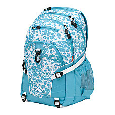 High Sierra Loop Backpack Tropic LeopardTropic