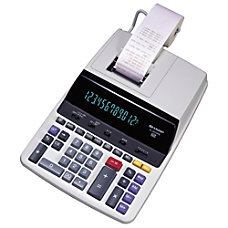 Sharp EL 2630PIII Printing Calculator
