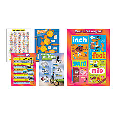 Scholastic Teachers Friend STEM Concepts Posters