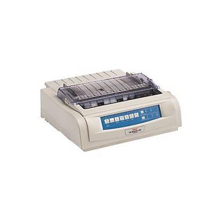 Oki MICROLINE 491N Dot Matrix Printer - 24-pin - 475 cps Mono - 360 x 360 dpi - Parallel, USB