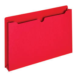 Office Depot Brand Reinforced File Jackets