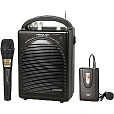 PylePro PWMA200 Rechargeable Portable PA System