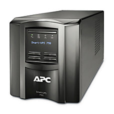 APC 6 Outlet Smart UPS With