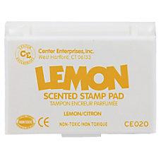 Center Enterprise Scented Stamp Pads Lemon