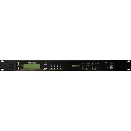 RTS Single-Channel UHF Synthesized Wireless Intercom Base Station