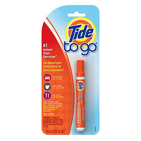 Tide® To Go Instant Stain Remover