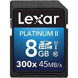 Lexar Platinum II Secure Digital High
