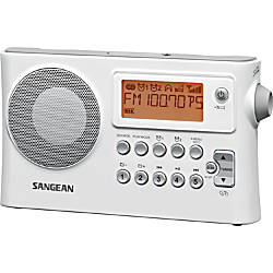 Sangean Desktop Clock Radio