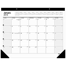 Office Depot Brand Large Monthly Desk