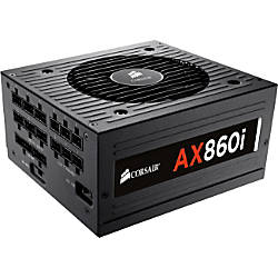 Corsair AX860i ATX12V EPS12V Power Supply