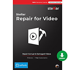 Stellar Repair for Video Mac