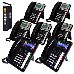 XBLUE Networks X50 VoIP Expandable Phone